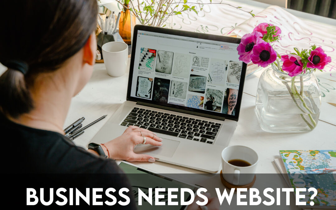 Benefits of a Website | Why Every Business Needs A Website?
